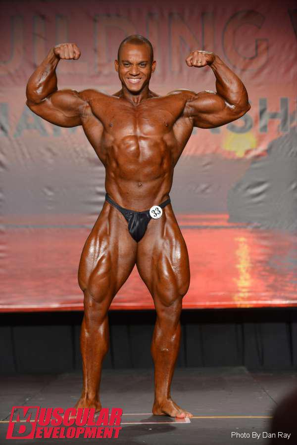2014 IFBB Tampa Pro
