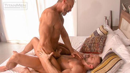 Dallas Steele and Dirk Caber