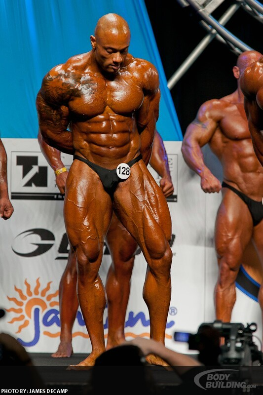 2012 Arnold Amateur