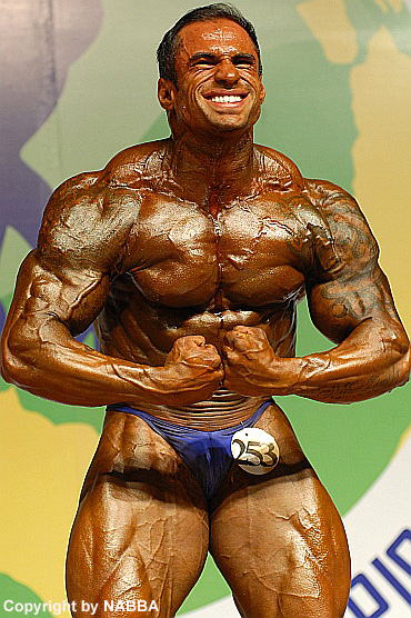 2011 NABBA World Championships