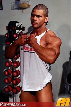 Powermen Guilherme Lingua