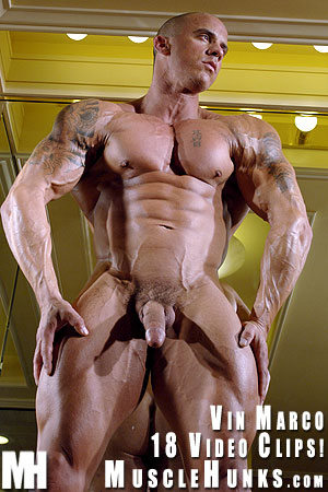 MuscleHunks Vin Marco 15
