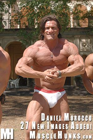 Daniel Morocco in Palacio Musculoso 04