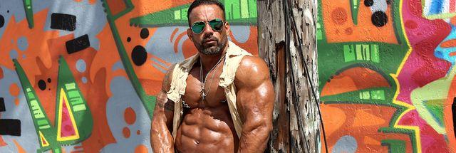 MuscleHunks Don Juan