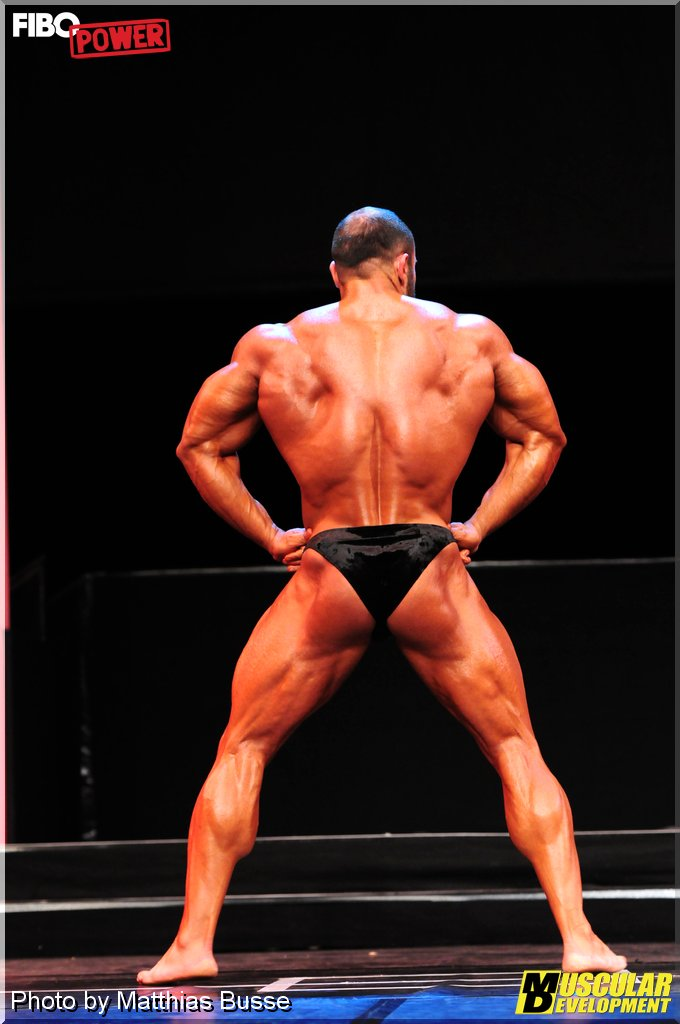 2012 FIBO Power Pro Championships