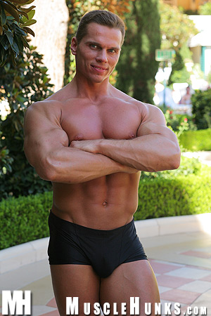 MuscleHunks Vaskil Sherklov