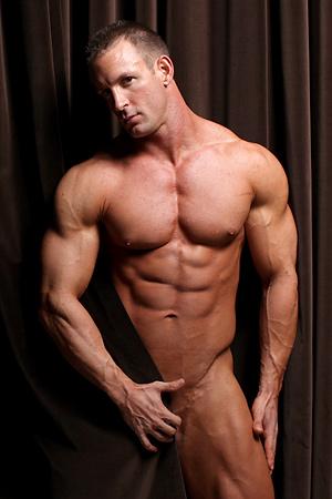 MuscleHunks TJ Cummings