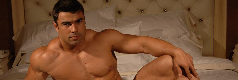 MuscleHunks Eduardo Correa
