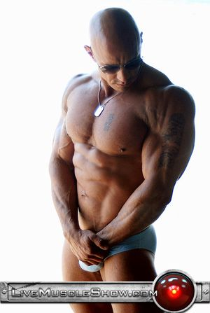 LiveMuscleShow Vin Marco