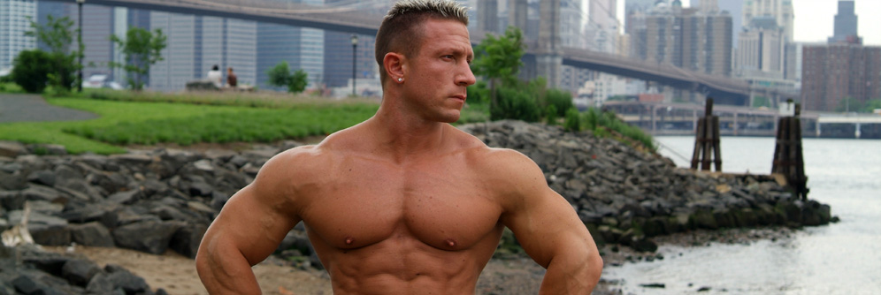 MuscleHunks G-Force