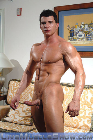 Live Muscle Show Tony Da Vinci