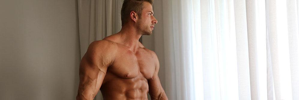 MuscleHunks Kane Griffin