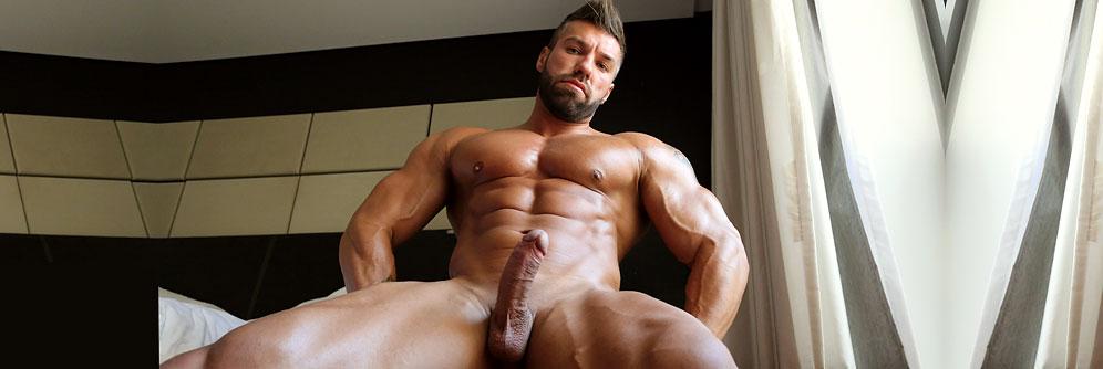 MuscleHunks Lucas Diangelo