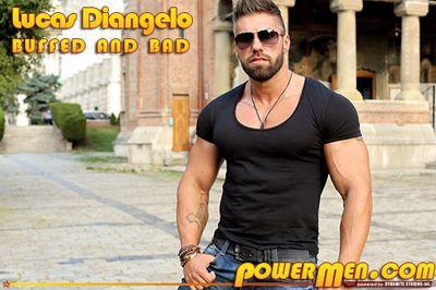 Powermen Lucas Diangelo