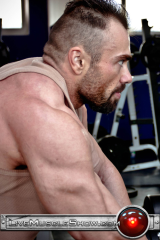 LiveMuscleShow Ivan Dragos
