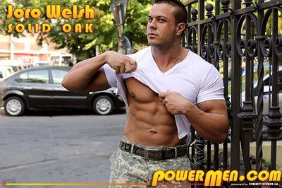 Powermen Joro Welsh