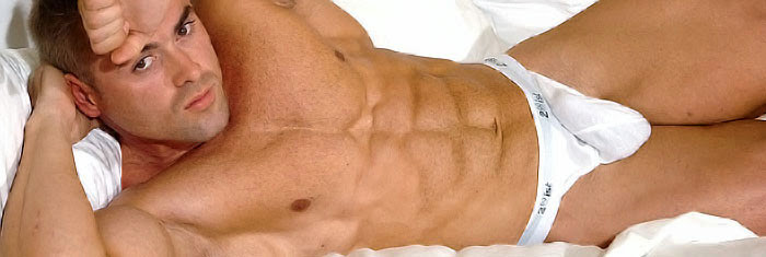 MuscleHunks Claude Nikolae