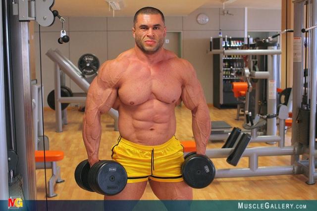 MuscleGallery Dimitar Dimitrov