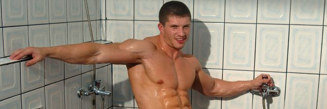 MuscleHunks Arkady Zadrovich