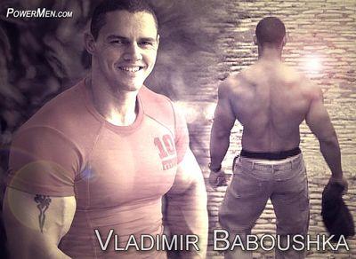 Powermen Vladimir Baboushka