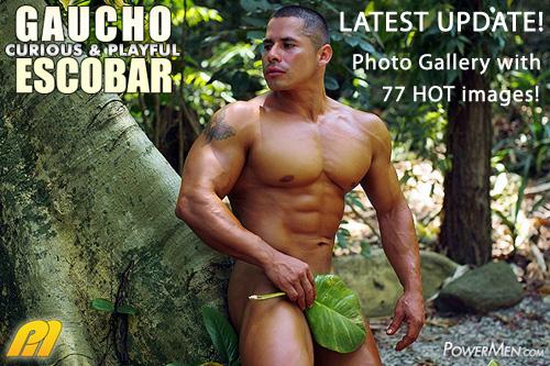 Powermen Gaucho Escobar