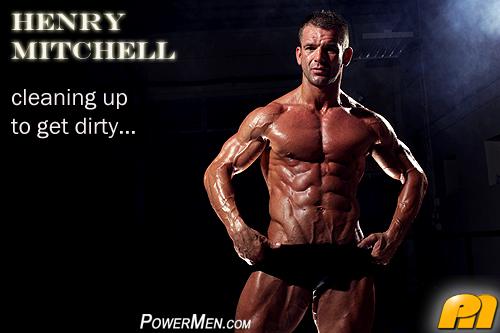 PowerMen Henry Mitchell