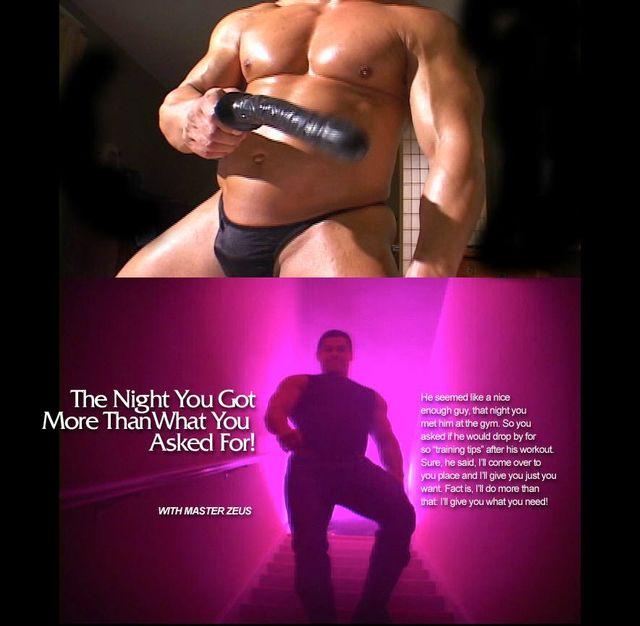 Muscle Worship Zeus Diamonte
