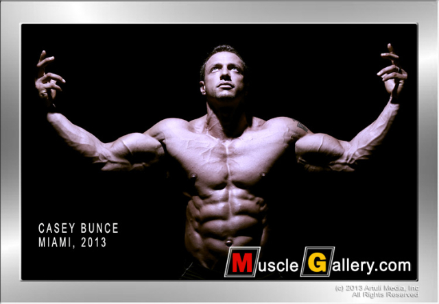 MuscleGallery Casey Bunce