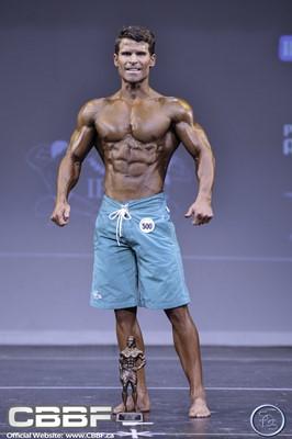 Bodybuilder Beautiful: Trevor Ryan