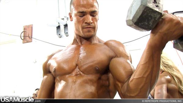Bodybuilder Beautiful: Dennis Martin