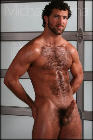 michael prima hairy Naked