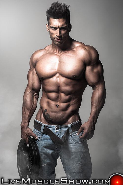 Bodybuilder Beautiful Profiles - Sean Cody Model Fuller