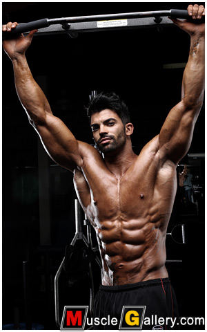 MuscleGallery Sergi Constance