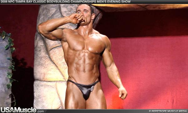 Bodybuilder Beautiful Profiles - Ace Hanson