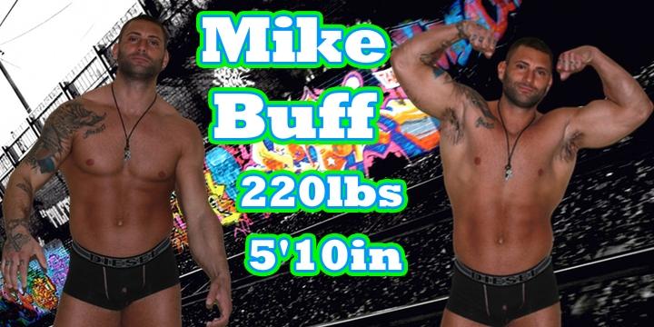 Thunder TV Wrestling Mike Buff