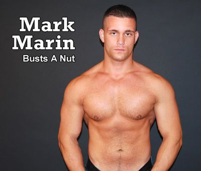 Mark Marin Busts A Nut