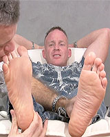 Dev Michael's Dress Socks & Feet Worshiped