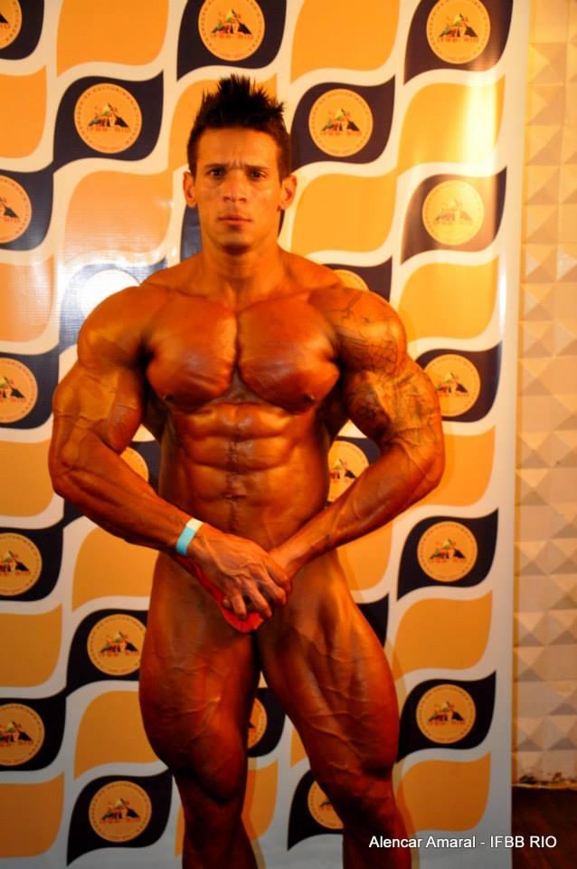 2014 Mr. Rio - IFBB Rio