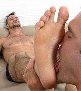 Clark's Sweaty Socks & Bare Feet Worshiped