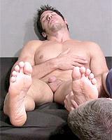 Leo Giamani's Socks and Feet Worshiped