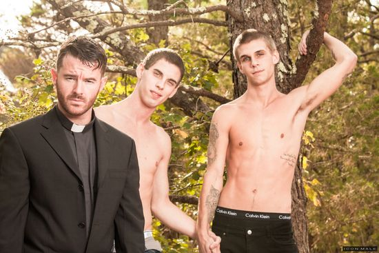 Sam Truitt, Brendan Patrick, Trent Ferris