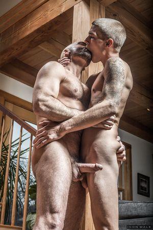 Adam Russo and Trent Ferris