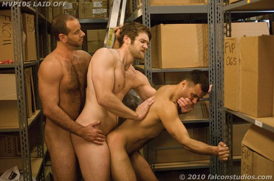 Colby Keller, Conner Habib, Girth Brooks