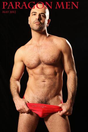 Adam Russo - Paragon Men May 2012