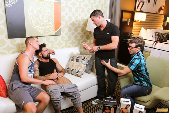 Cody Cummings, Tyler Morgan, Alessandro Del Torro, Ryan B