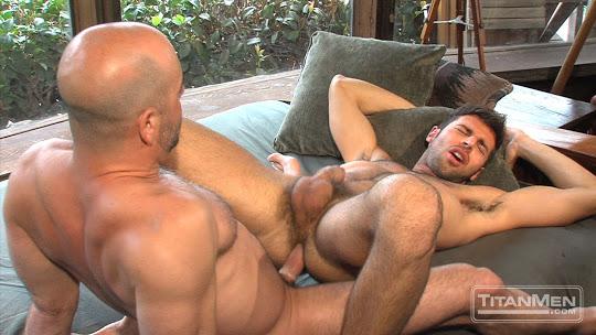 Dario Beck and Adam Russo