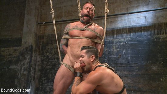 Trenton Ducati and Hugh Hunter