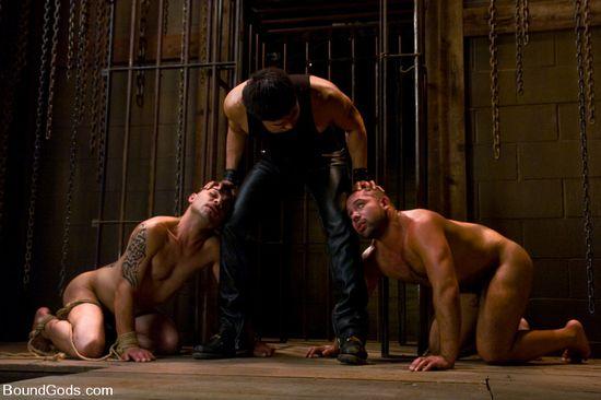 Alessandro Del Toro, Rico, Van Darkholme