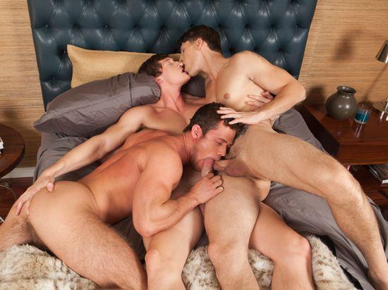 Kurtis Wolfe, Lance Alexander & Roman Todd