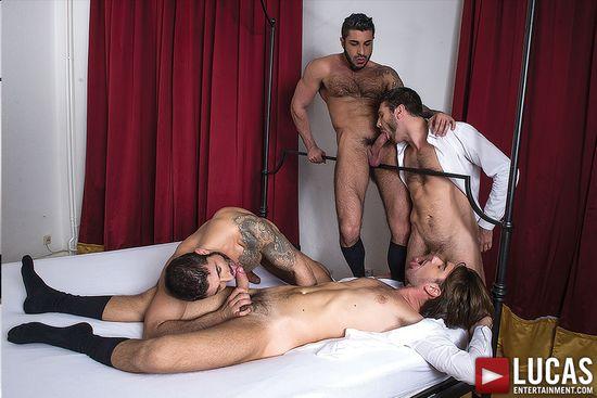 Max Toro, Raul Korso, Craig Daniel, And Zander Craze